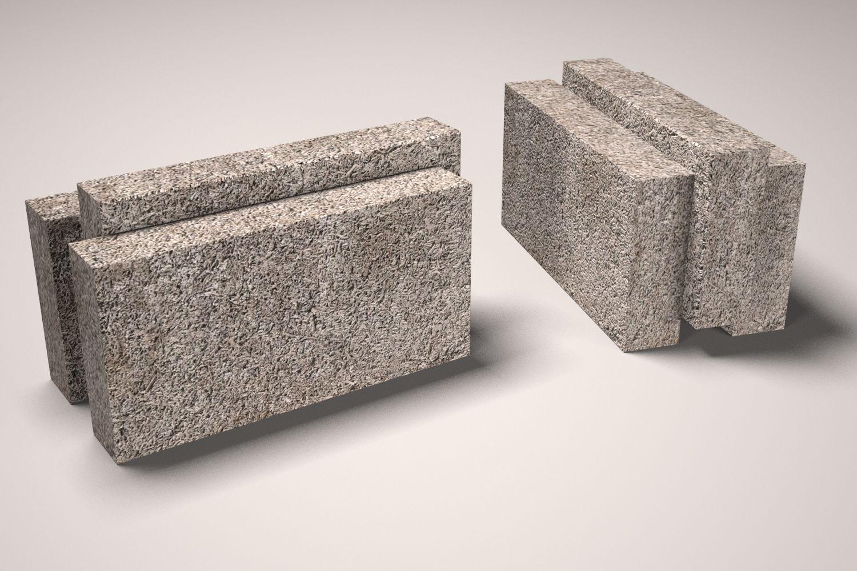 Beton cellulaire ou brique alvéolaire
