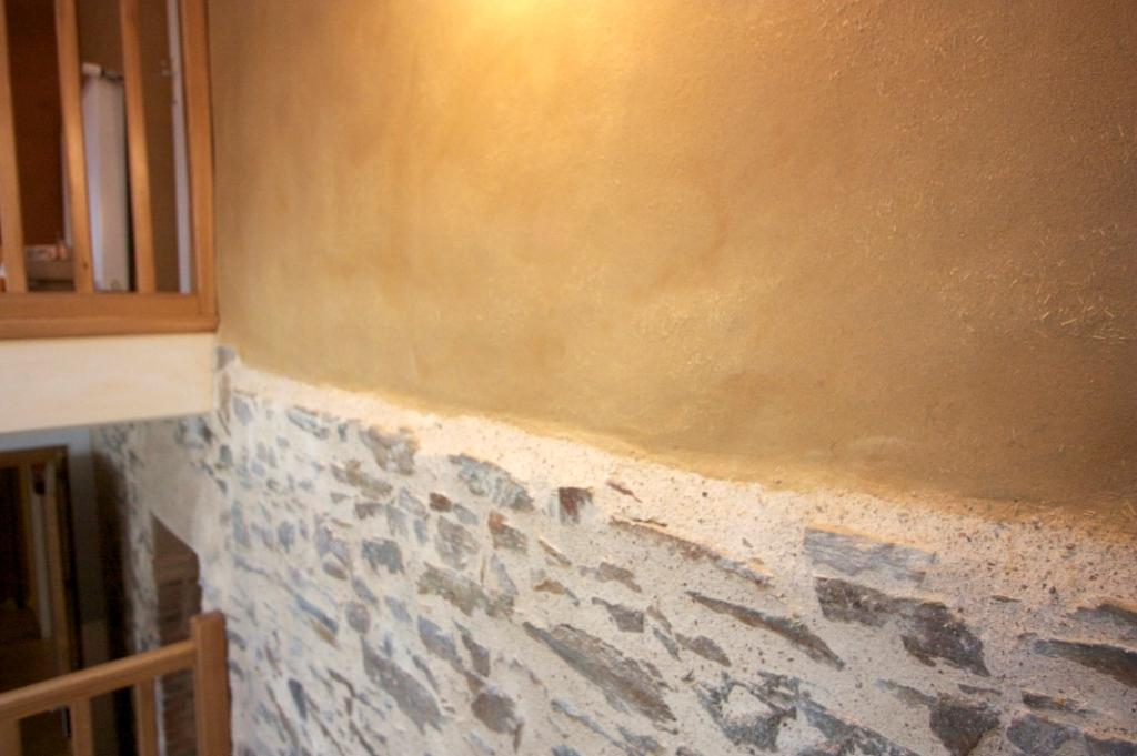 enduit peinture stuc argile et chaux. Black Bedroom Furniture Sets. Home Design Ideas